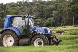 uso de biometano em frota agrícola
